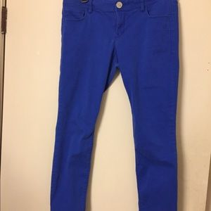 Women's Express Skinny Jeans Size 8 Ankle Length